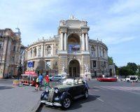 Odessa: Ihlamur Kokulu Şehir