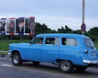Küba'nın Klasik Arabaları